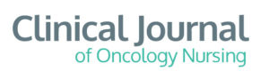 clinical Journal Oncology Nursing Logo